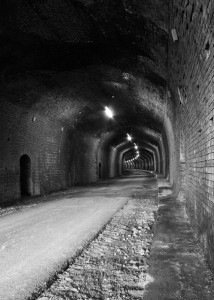 Monsal Trail tunnel