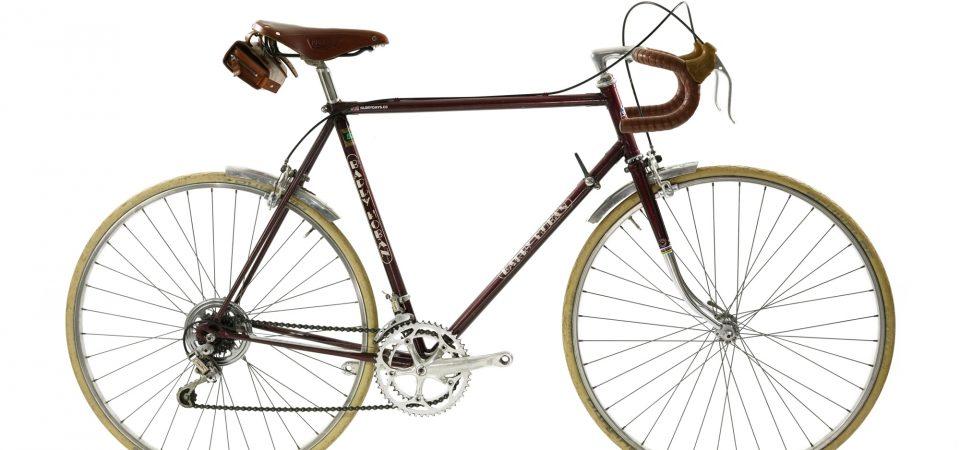 Coventry Eagle Barry Hoban vintage bike
