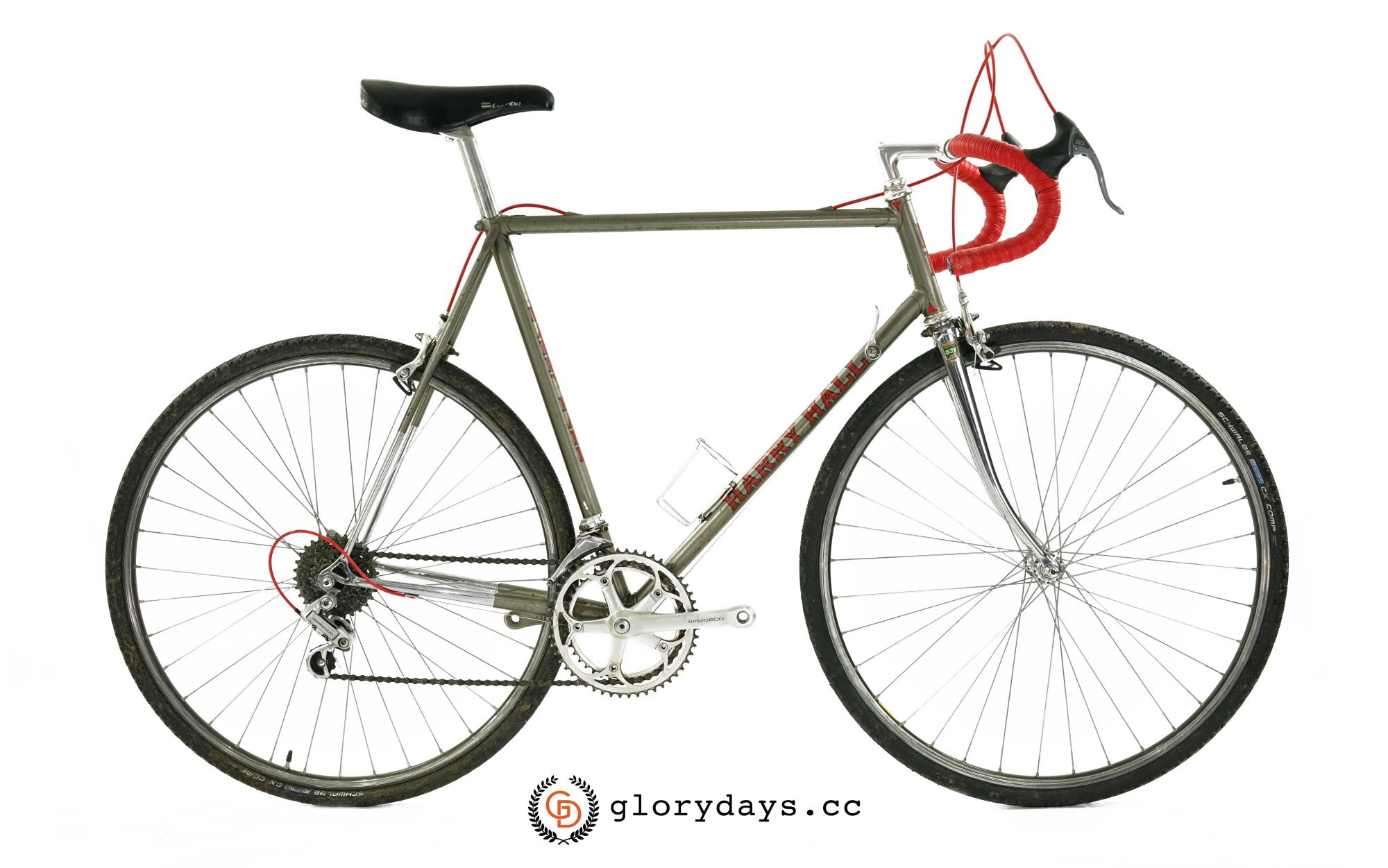 Harry Hall Cycles >> Harry Hall - Glory Days