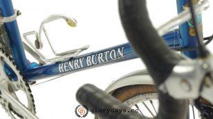 Henry Burton frame