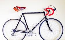 Mercian black bicycle