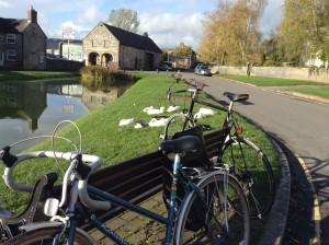 village pond Hartington