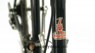 Raleigh Record Sprint headbadge