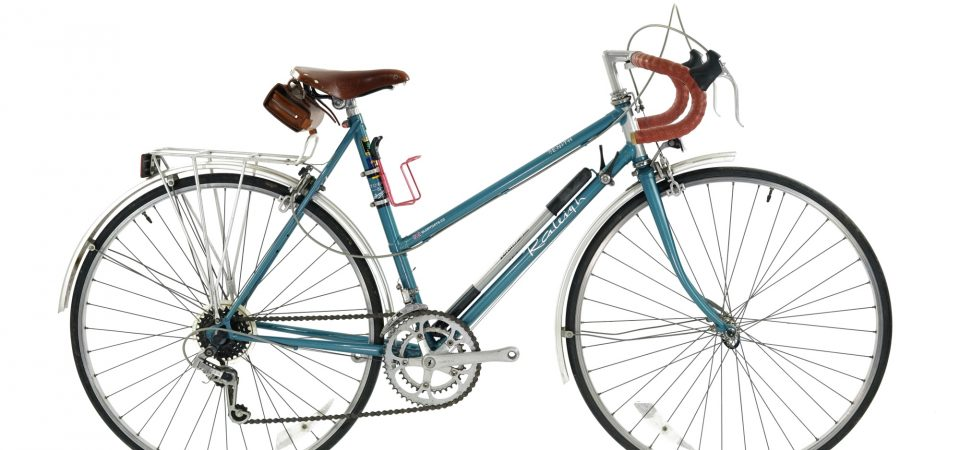 Raleigh Zenith bicycle