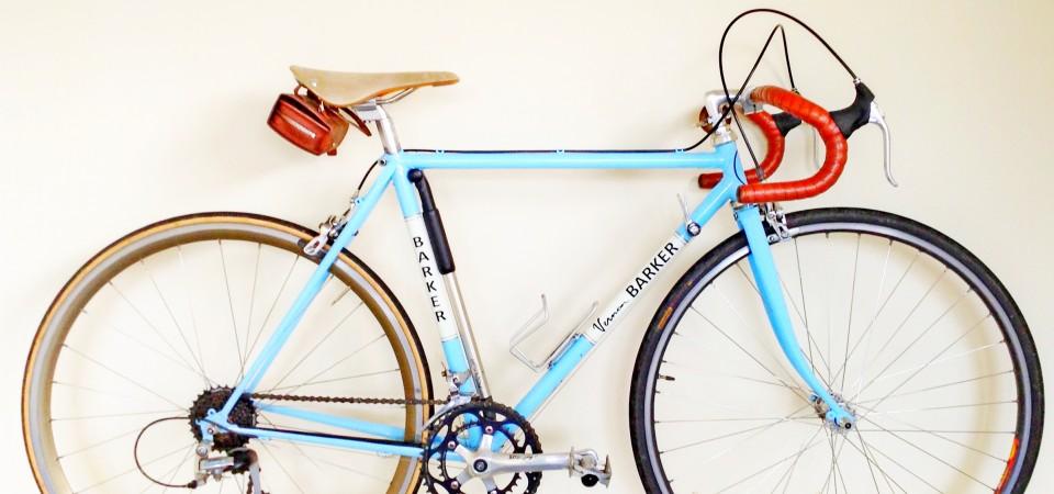 Vernon Barker bicycle