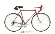J F Wilson vintage bike