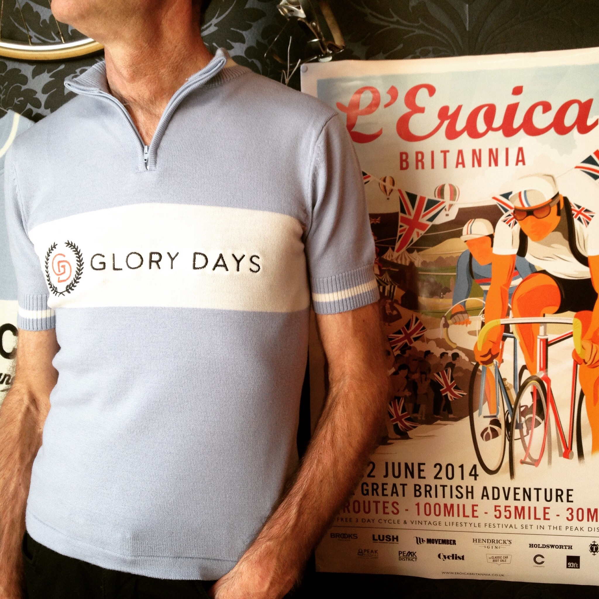 Glory Days Eroica jersey Jura ... 87cb52c5e