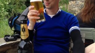 Arne and Eroica beer