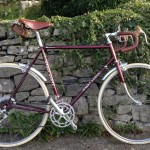 Our Barry Hoban bicycle