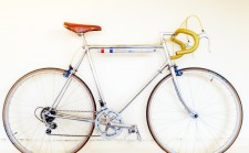 Raleigh Chrome bicycle