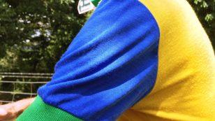 Le Coq Sportif cycling jersey