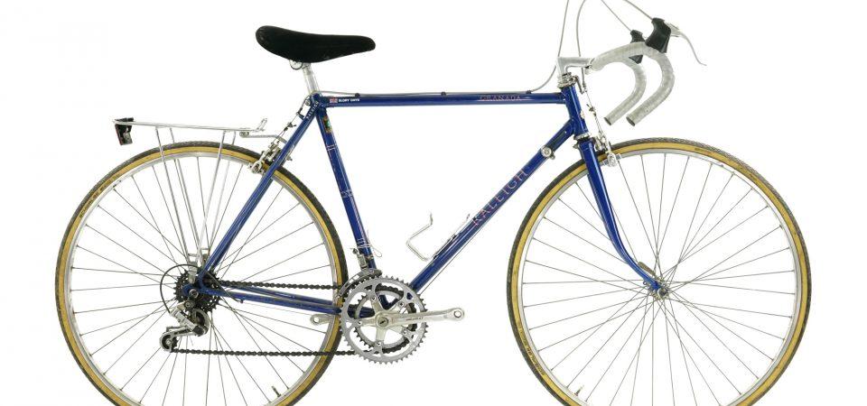 Raleigh Granada vintage bike