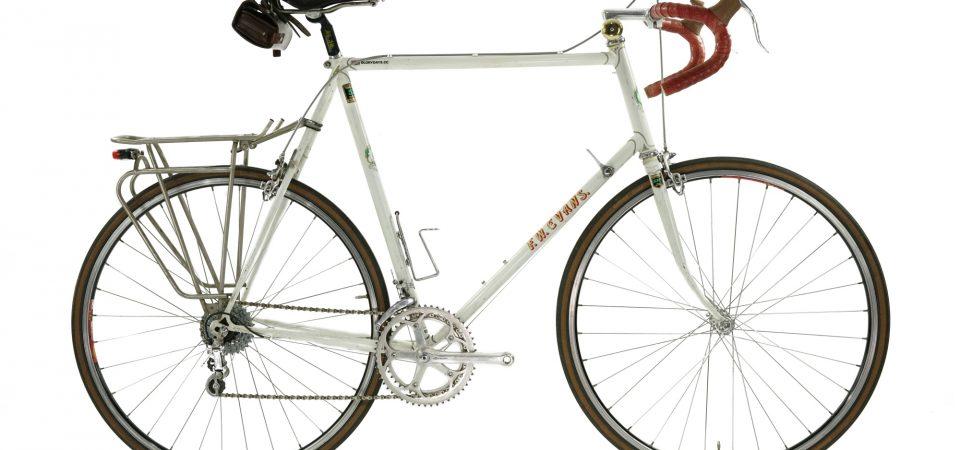 F W Evans vintage bike