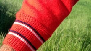 Italian jersey sleeve