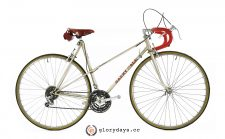 Harry Hall vintage bicycle