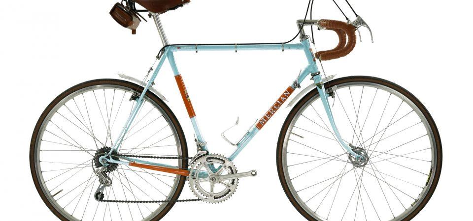 Mercian vintage bike