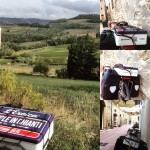 L'Eroica Tuscany goodies