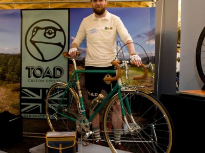 Toad Eroica Britannia bike