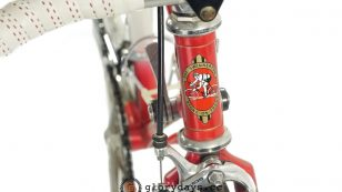 Swinnerton bicycle head badge