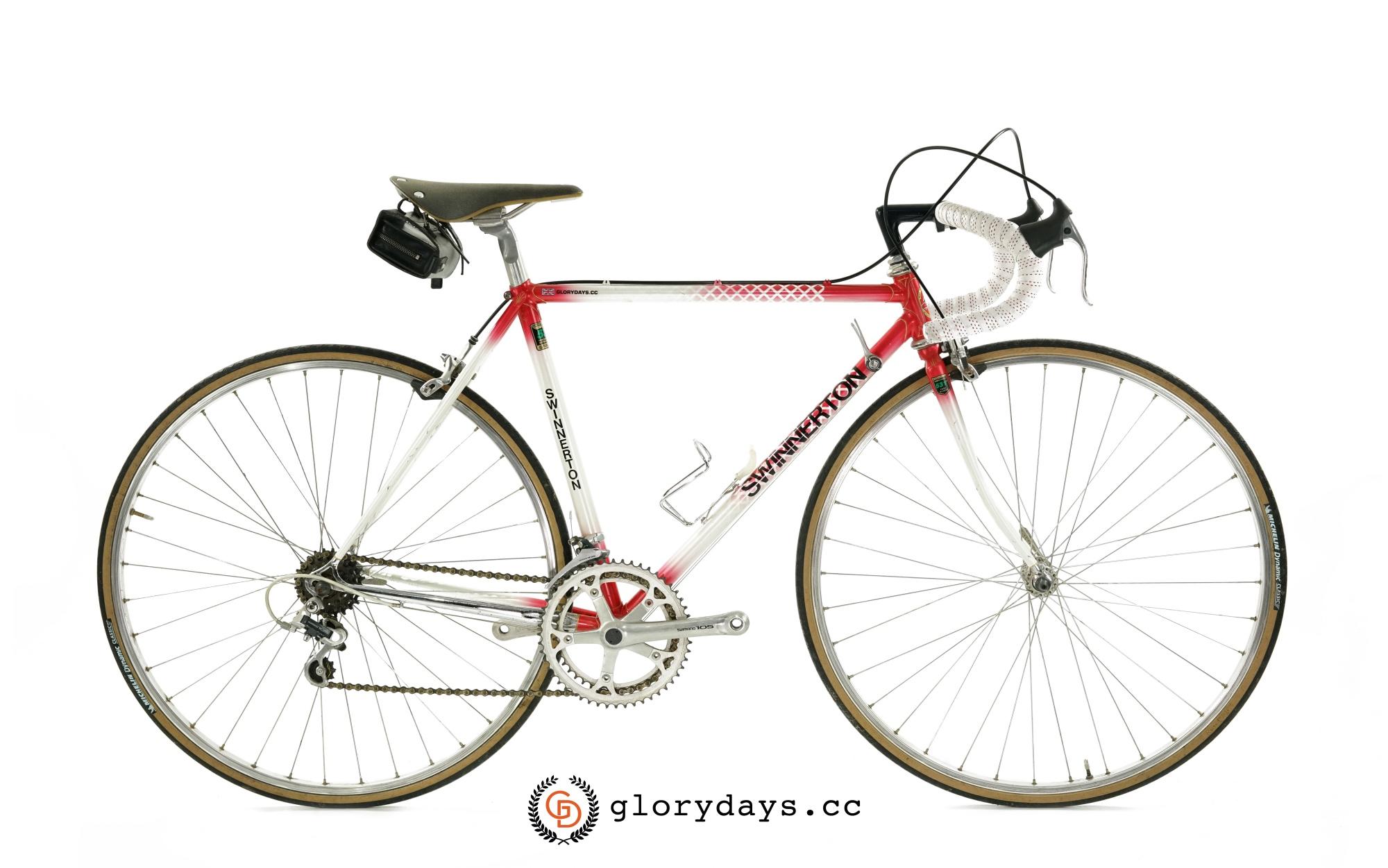 Vintage Swinnerton bicycle - Glory Days Bikes