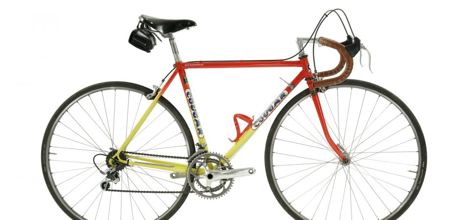 Cougar retro bike
