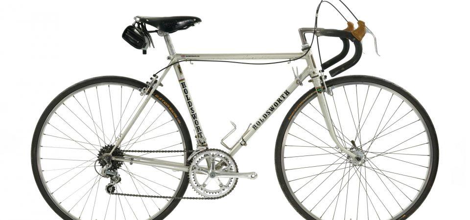 Holdsworth vintage bike