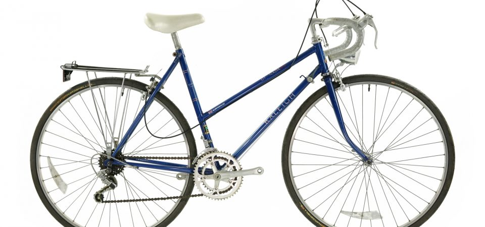 Raleigh Granada bicycle