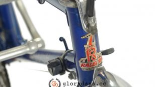 Raleigh Granada headbadge