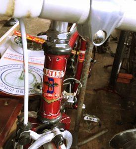 Bates bicycle