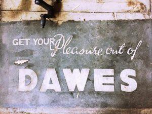Dawes mat