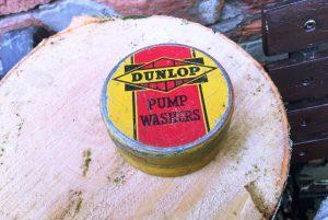Dunlop pump washers