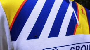 Decoux Sport retro cycling jersey