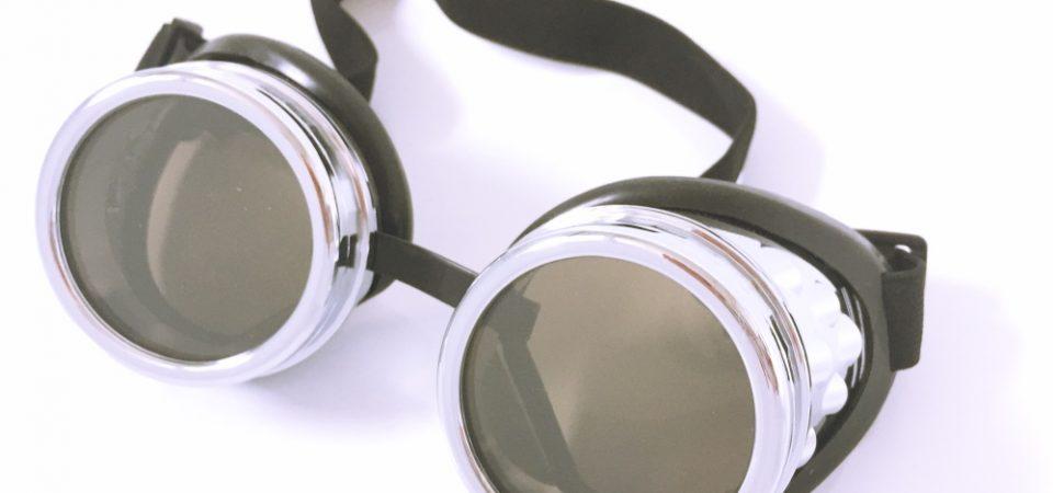 retro cycling goggles