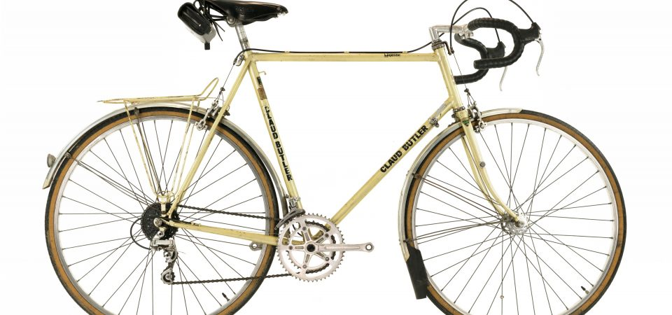Claud Butler Majestic bicycle