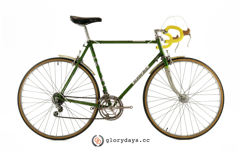 Dawes Galaxy steel road bike