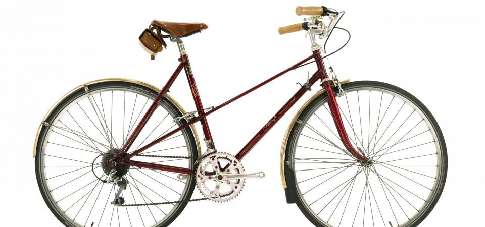 Raleigh Clubman bicycle