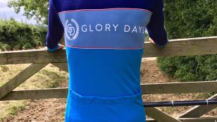 Ultima Glory Days jersey back